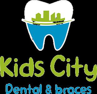 Kids City Dental - Banner Logo