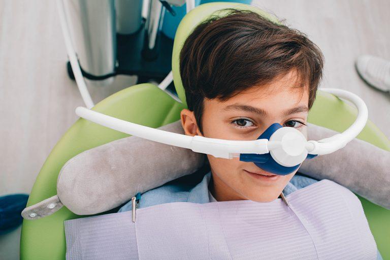 Pediatric dental sedation Brighton